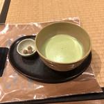山徳記念館 喫茶コーナー -