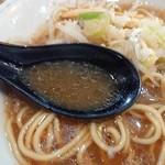 満洲味 - 2019年8月 スープ