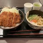 伊勢道安濃SA(上り) 安濃横丁 - 料理写真: