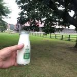 小岩井農場まきば園 軽食コーナー - ドリンク写真:びっくり人間すげぇ。