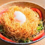 個室 肉炉端居酒屋 九州うまか屋 - 料理写真:長崎サラダ
