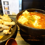 Yamamotomenzo - 香味油の赤い麺蔵スペシャル