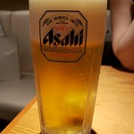 土鍋炊ごはん なかよし - 生ビール