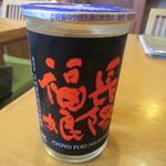 中村屋 - 酒は「ワンカップ」で