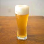 アートスペース&カフェ - 生ビール