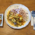 アートスペース&カフェ - 野菜スープカレー