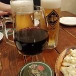 MANDA - かんぱーい!みんなはビール。