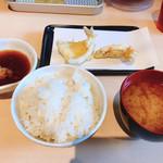 天ぷら 北里 - 料理写真: