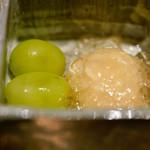 日本料理 晴山 - 料理写真:果実