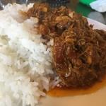 カラバト・カリー - 料理写真:パキスタンカリー 並