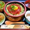 大和 - 料理写真:マグロユッケ丼 デザート付き