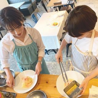 プロによる料理教室やメイクレッスンやヨガイベントも開催中!