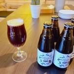 タコス メルカド - KODAIRA ALE(小平ブルーベーリーを原材料とした爽やかな飲み口の発泡酒)