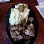 東北のうまいものと地酒 三枡三蔵 - 宮崎地鶏