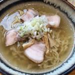 喜一 - 日本海藻塩ラーメン