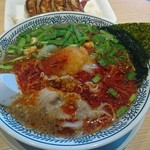 丸源ラーメン - 料理写真:辛肉そば