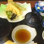 しん東 - 天ぷら定食