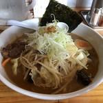 北海道らーめん小林屋 - 料理写真:札幌らーめん野菜・麺大盛り