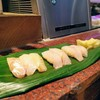河竹鮨 - 料理写真:白身三昧握り