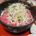 鈴波 - ねぎトロ丼