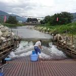 下呂市 鮎の里 観光ヤナ - その他写真: