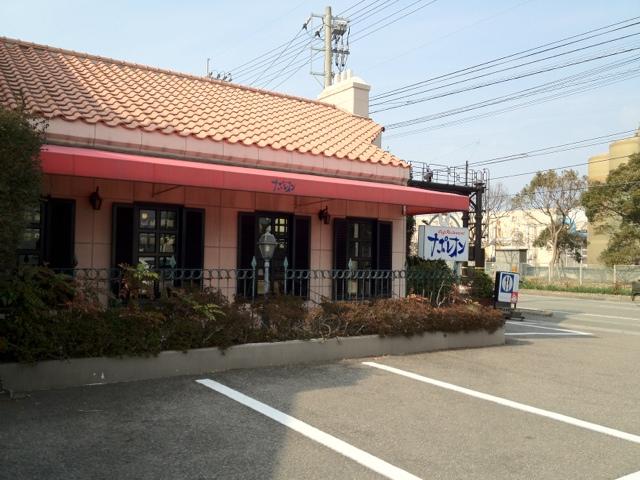 カフェ・レストランナポレオン