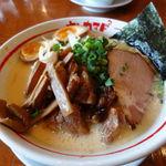 本竈2 - 特製鶏白湯ラーメン 1,000円