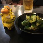 來來餃子館 - キュリ(いや、ほんまにキュリ)