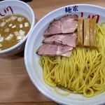 麺家 いし川 - つけ麺(780円)