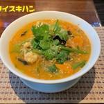 モグ モグ - 【期間限定メニュー】タイスキを食べやすいワンボウルで。