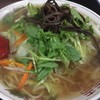 麺類 をかべ - 料理写真:チャンポン