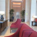 セント レジス ホテル - フロント