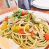 ピッツァ&カフェ バード アール4 - 料理写真:豚肉たっぷり。パプリカたっぷり。