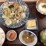 橋本わっぱ定食堂 - 料理写真: