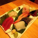 魚和食 浜菜虎 - 刺身二人前