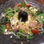 chuukashunsaimorimoto - ピータンポテトサラダ