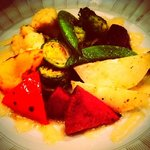 11369632 - 焼き野菜 バーニャカウダソース