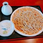 久呂麦 - 料理写真:二八ざる