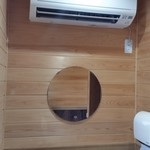113693990 - 外のトイレにもエアコン完備