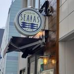 しらす専門店 SEALAS - お店の看板