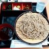 清流の里 - 料理写真:清流の里@那須町 ざるそば(864円)