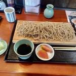 大蔵山蕎麦 ねぎぼうず -