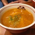 麺屋雷神 - 味噌つけ麺
