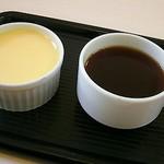 GAGA - プリンとアメリカンコーヒーで200円です