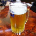 すし処まさ坊 - ドリンク写真:生ビール!