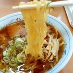ひさじ屋 - ひさじ屋@喜多方 ラーメン 麺リフト