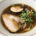 中華そば まる乃 - 料理写真:中華そば♪(しょうゆ) 700円