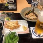 石蔵 - 生ビールセット