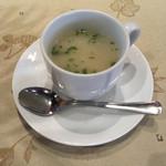 インドラ マハール - スープ