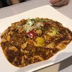 中国料理 龍亭 - 麻婆焼きそば